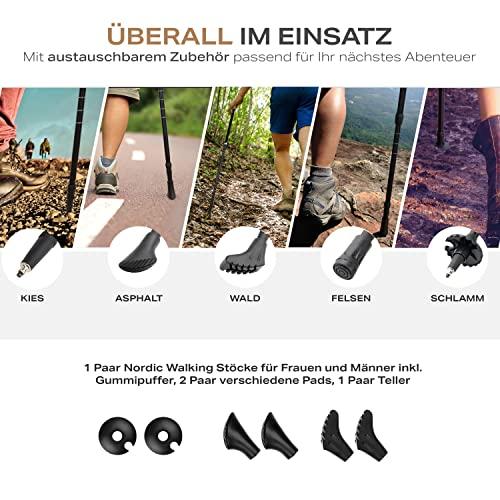 Attrac Stöcke + App - 3