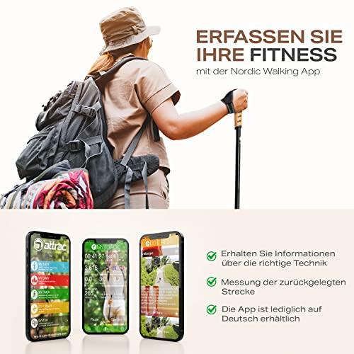 Attrac Stöcke + App - 6